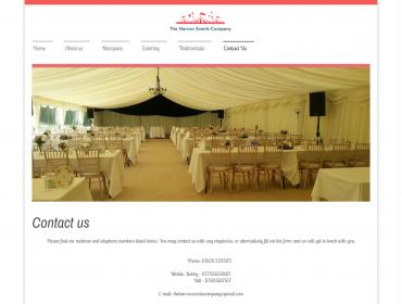Stambridgeevents Website